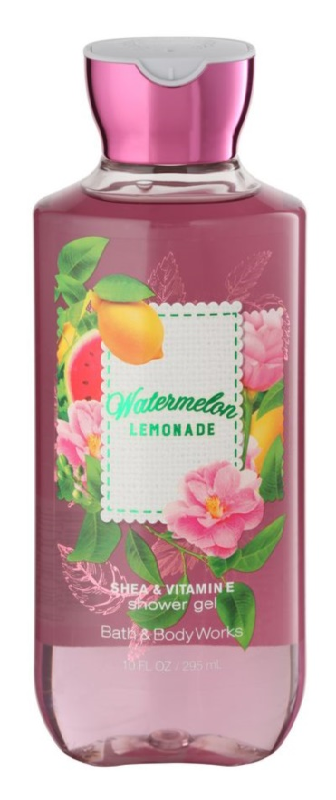 Bath & Body Works Watermelon Lemonade żel pod prysznic dla kobiet 295 ml