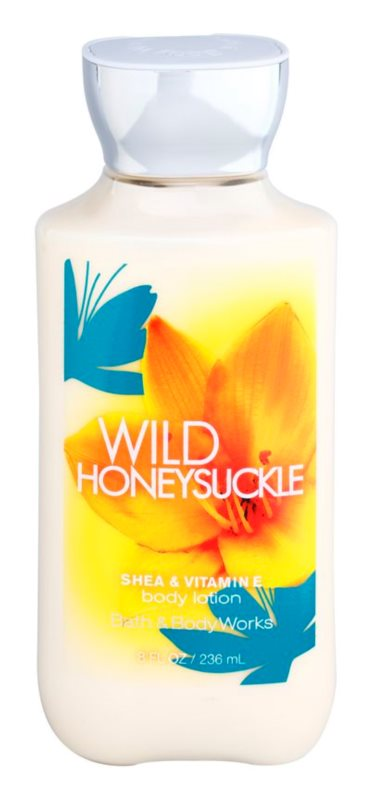 Bath & Body Works Wild Honeysuckle testápoló tej nőknek 236 ml