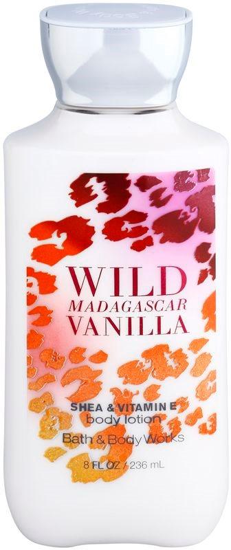 Bath & Body Works Wild Madagascar Vanilla lotion corps pour femme 236 ml