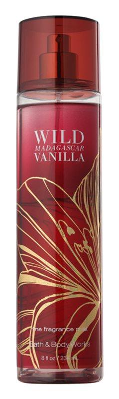 Bath & Body Works Wild Madagascar Vanilla Körperspray für Damen 236 ml