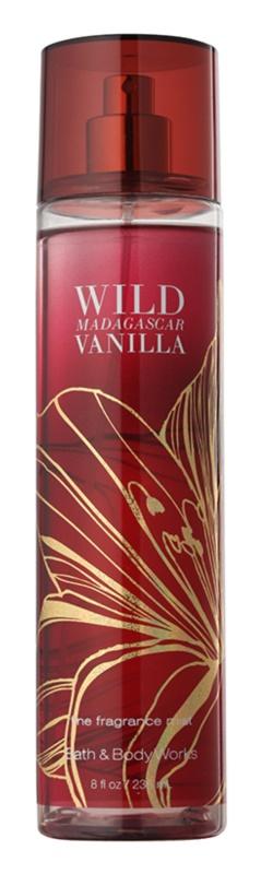Bath & Body Works Wild Madagascar Vanilla tělový sprej pro ženy 236 ml