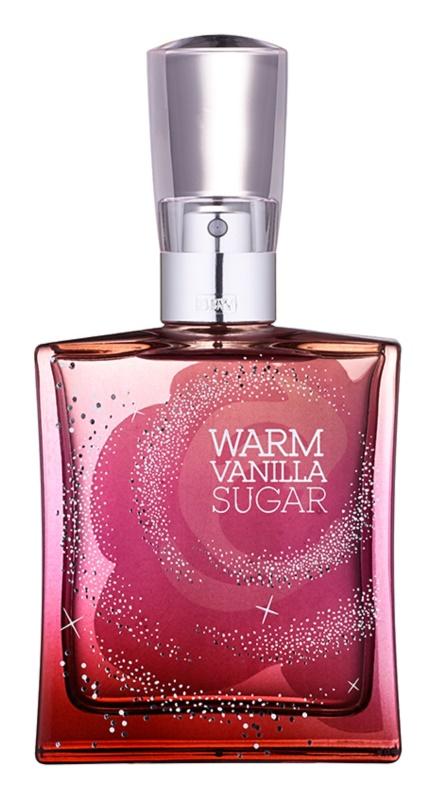 Bath & Body Works Warm Vanilla Sugar toaletní voda pro ženy 75 ml