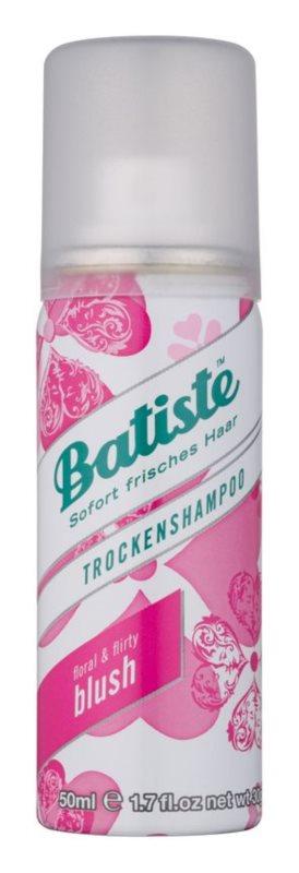Batiste Fragrance Blush Trockenshampoo für Volumen und Glanz