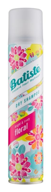 Batiste Fragrance Floral  Droog Shampoo  voor Alle Haartypen