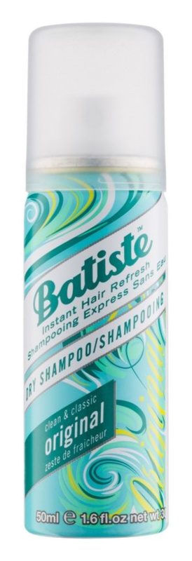 Batiste Fragrance Original Dry Shampoo for All Hair Types