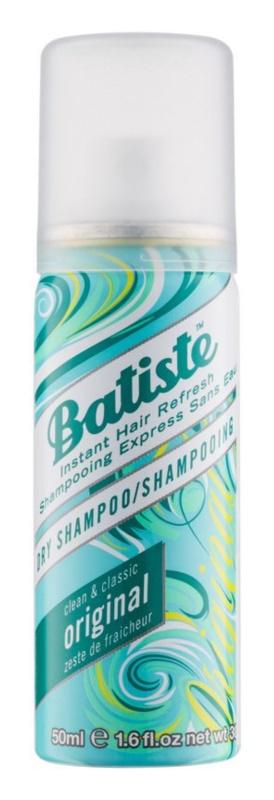 Batiste Fragrance Original sampon uscat pentru toate tipurile de par