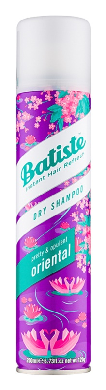 Batiste Fragrance Oriental Dry Shampoo for All Hair Types