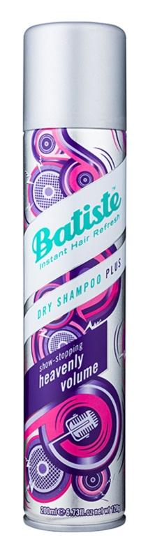 Batiste Heavenly Volume suchý šampón pre objem a lesk