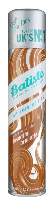 Batiste Hint of Colour száraz sampon a barna árnyalatú hajra