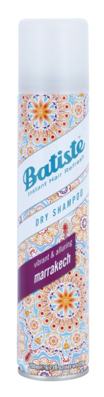 Batiste Fragrance Marrakech сухий шампунь для об'єму та блиску