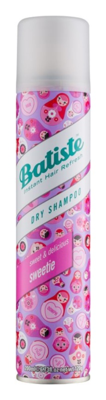 Batiste Fragrance Sweetie suchý šampon pro objem a lesk