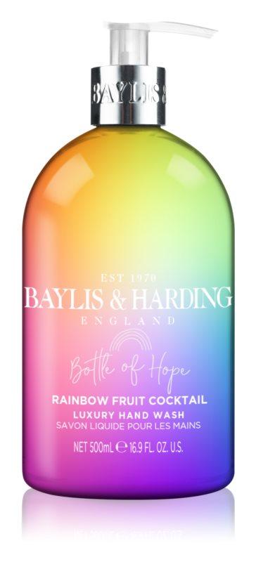Baylis & Harding Midnight Fig & Pomegranate sapone liquido di lusso