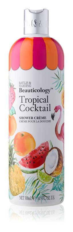 Baylis & Harding Beauticology Tropical Cocktail krémtusfürdő