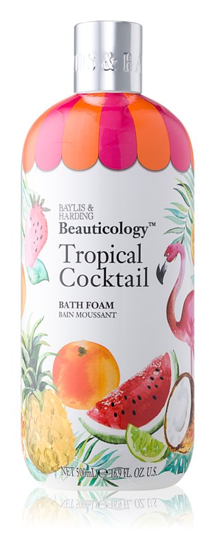 Baylis & Harding Beauticology Tropical Cocktail pena za kopel