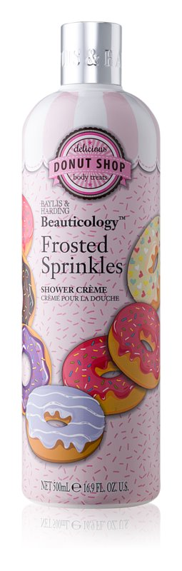 Baylis & Harding Beauticology Frosted Sprinkles Shower Cream