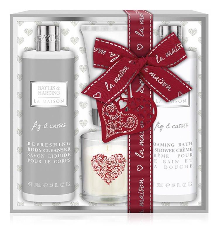 Baylis & Harding La Maison Fig & Cassis Cosmetic Set I.