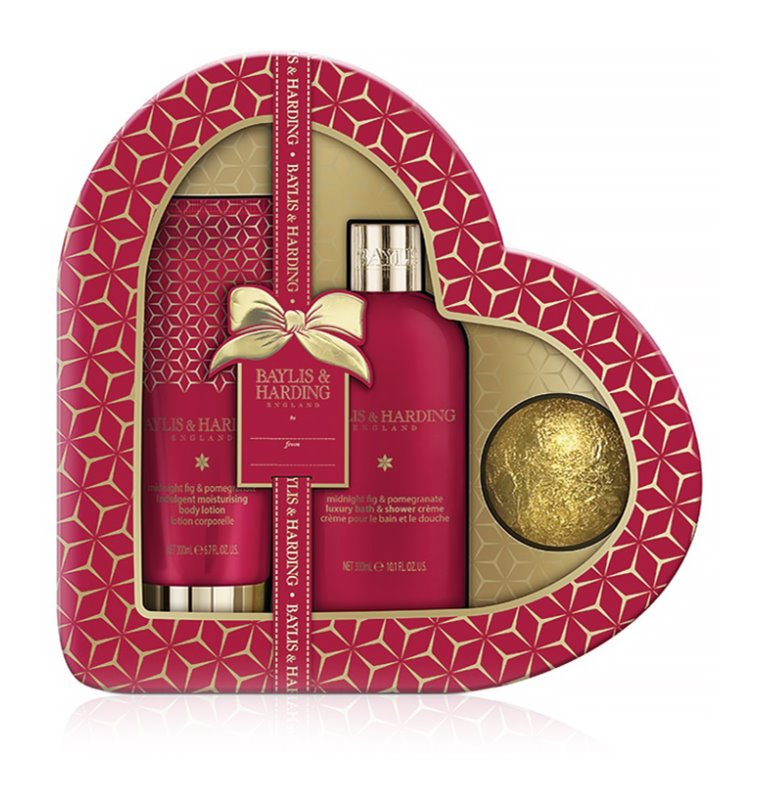 Baylis & Harding Midnight Fig & Pomegranate kosmetická sada III.