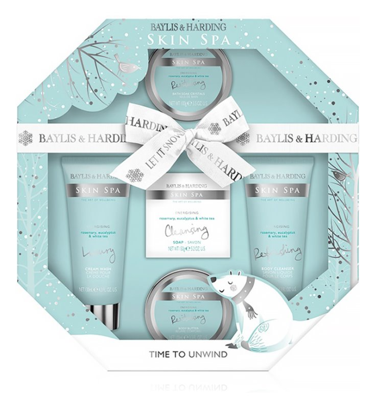 Baylis & Harding Skin Spa Rosemary Cosmetic Set II.
