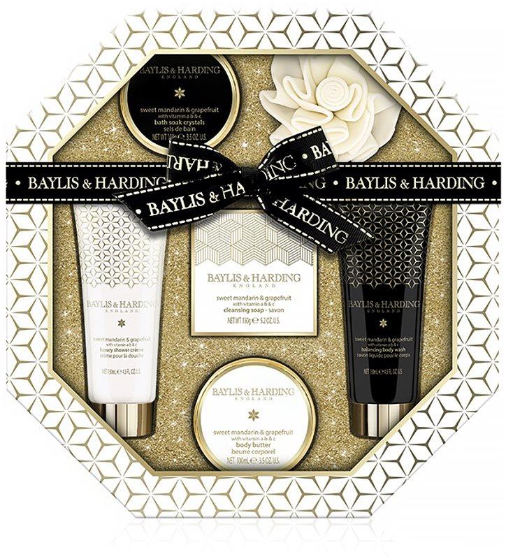 Baylis & Harding Sweet Mandarin and Grapefruit Cosmetic Set II.