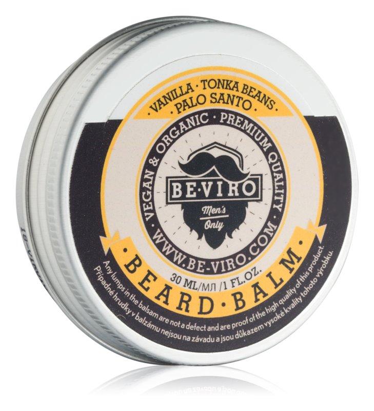 Be-Viro Men's Only Vanilla, Palo Santo, Tonka Boby balzam za brado
