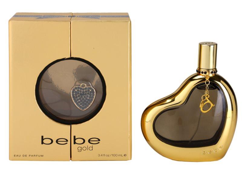 Bebe Perfumes Gold eau de parfum pour femme 100 ml