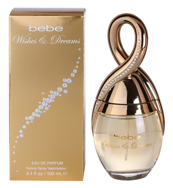 Bebe Perfumes Wishes & Dreams Eau de Parfum für Damen 100 ml
