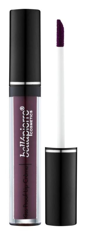 BelláPierre Kiss Proof Lip Créme Long-Lasting Liquid Lipstick