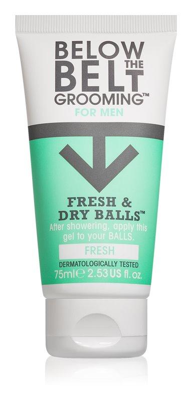 Below the Belt Grooming Fresh gel na intímne partie pre mužov