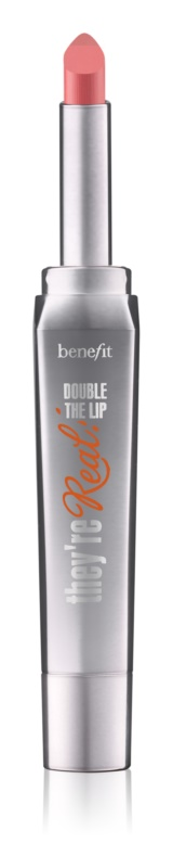 Benefit They're Real! Double The Lip rúž pre plné pery