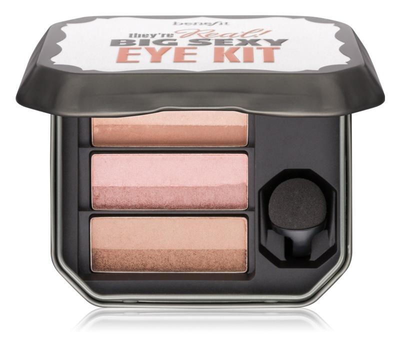Benefit They're Real! Big Sexy paleta očních stínů s aplikátorem