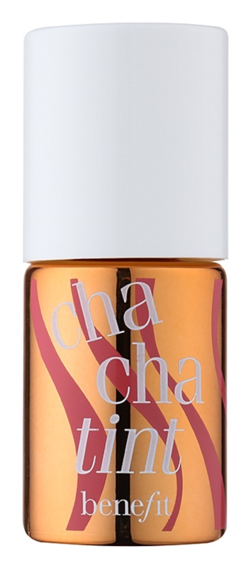 Benefit Chacha Tint blush liquido e lucidalabbra