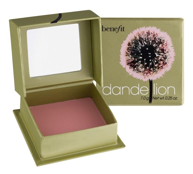 Benefit Dandelion blush illuminateur