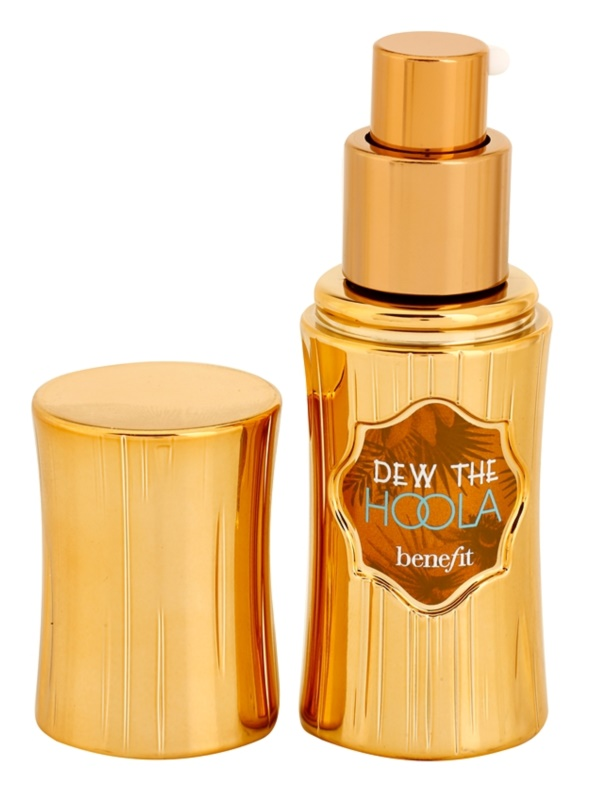 Benefit Dew the Hoola autobronzant lichid matifiant
