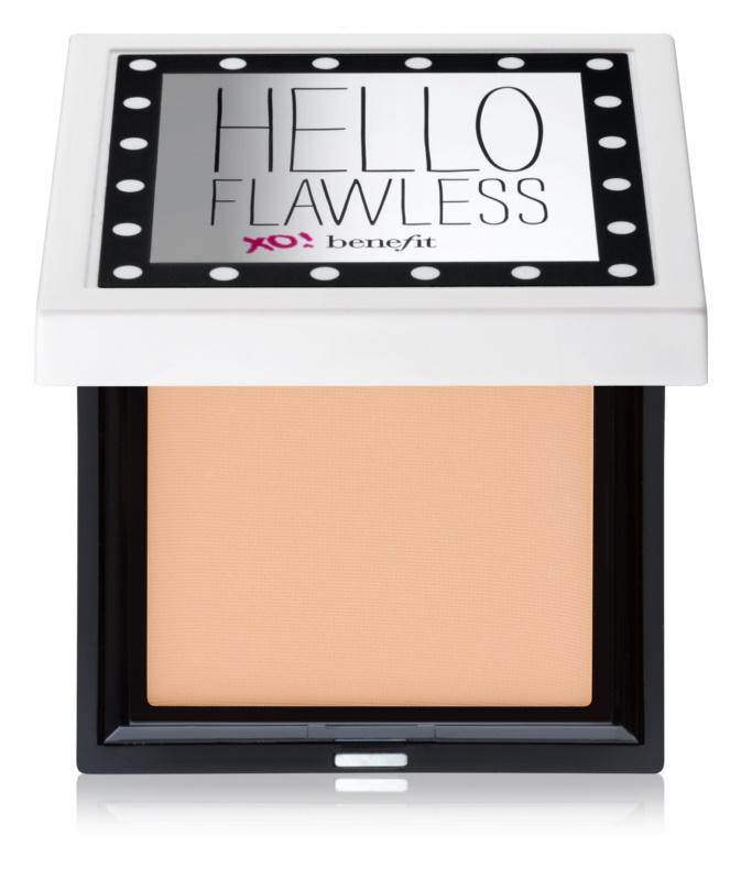 Benefit Hello Flawless kompaktný púder
