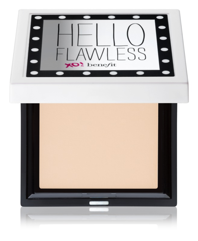 Benefit Hello Flawless pudra compacta