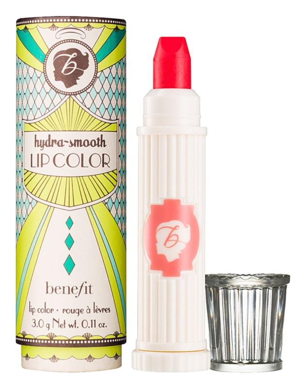 Benefit Hydra-Smooth Sheer feuchtigkeitsspendende Lipcolour