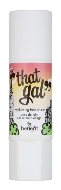 Benefit That Gal prebase de maquillaje iluminadora