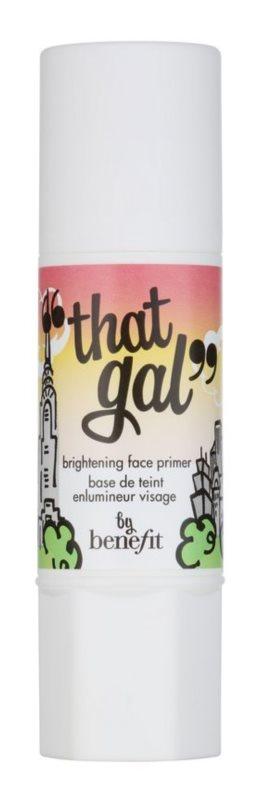 Benefit That Gal rozjasňující podkladová báze pod make-up
