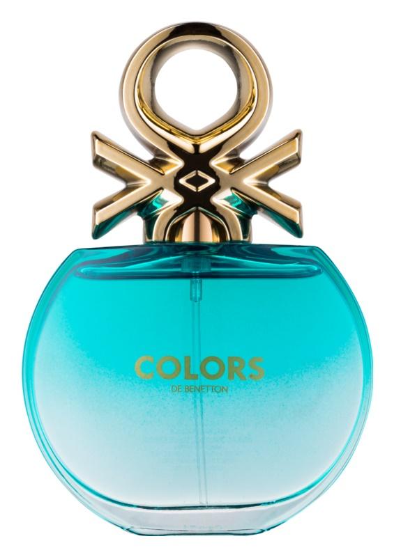 Benetton Colors de Benetton Blue toaletna voda za ženske 80 ml