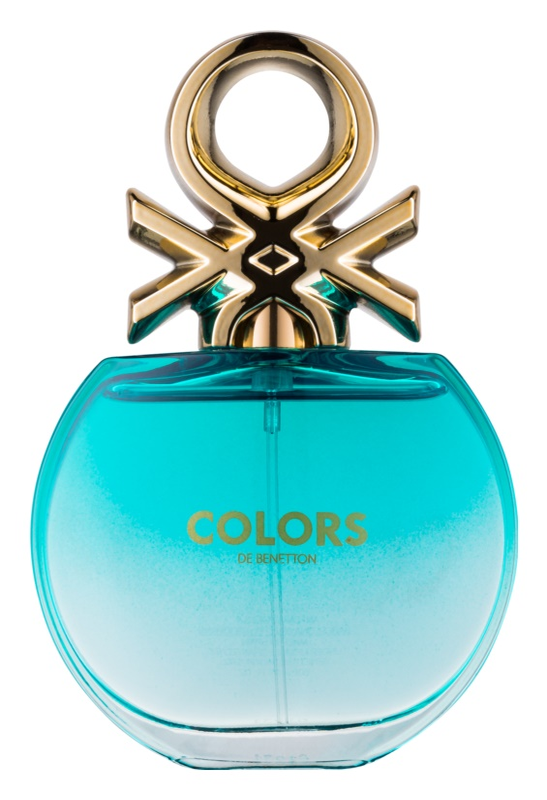 Benetton Colors de Blue туалетна вода для жінок 80 мл