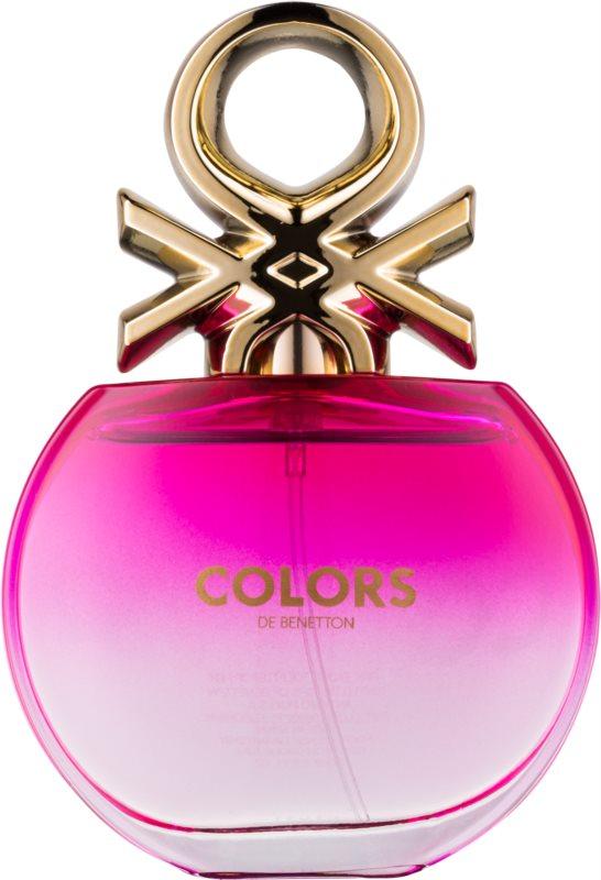 Benetton Colors de Pink eau de toilette para mujer 80 ml