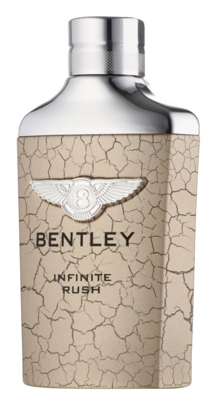 Bentley Infinite Rush toaletná voda pre mužov 100 ml