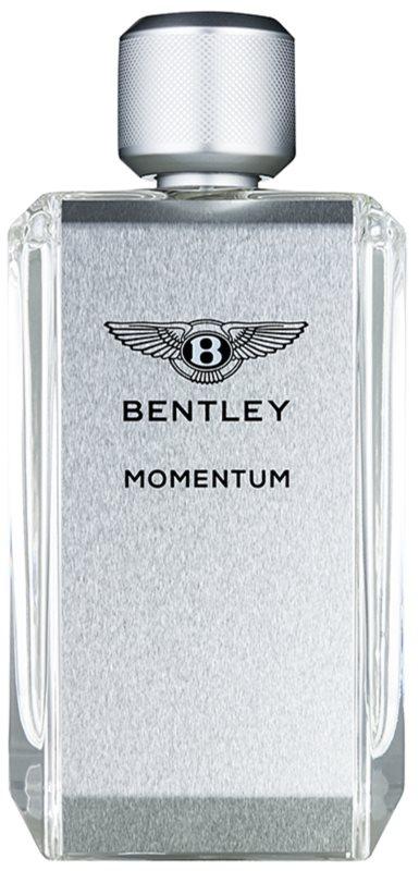 Bentley Momentum eau de toilette férfiaknak 100 ml