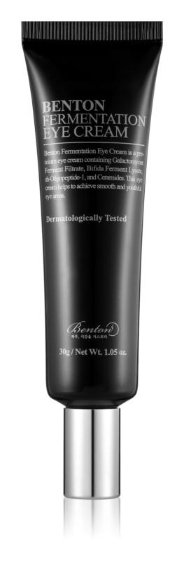 Benton Fermentation crema occhi trattamento completo antirughe