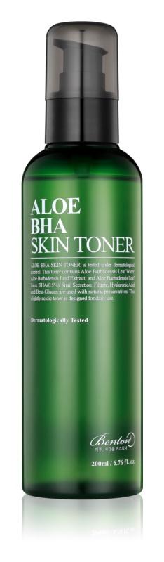 Benton Aloe  BHA lotion tonique hydratante
