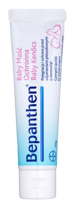 Bepanthen Baby Care Diaper Rash Cream For Baby's Skin