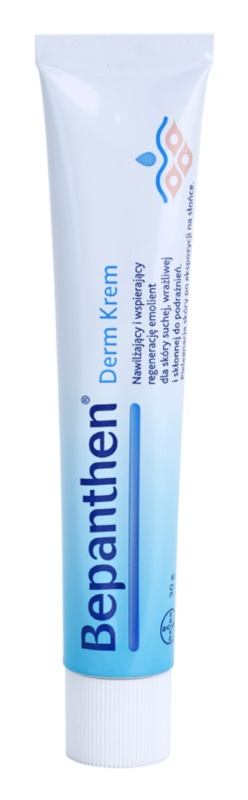 Bepanthen Derm creme regenerador   para pele irritada