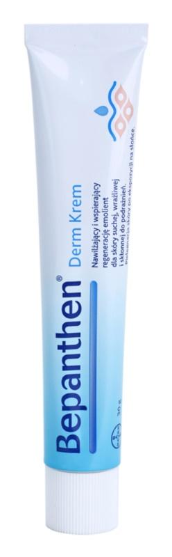 Bepanthen Derm crème régénérante pour peaux irritées