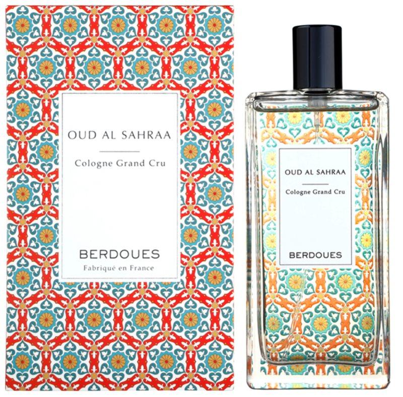 Berdoues Oud Al Sahraa kolínská voda unisex 100 ml