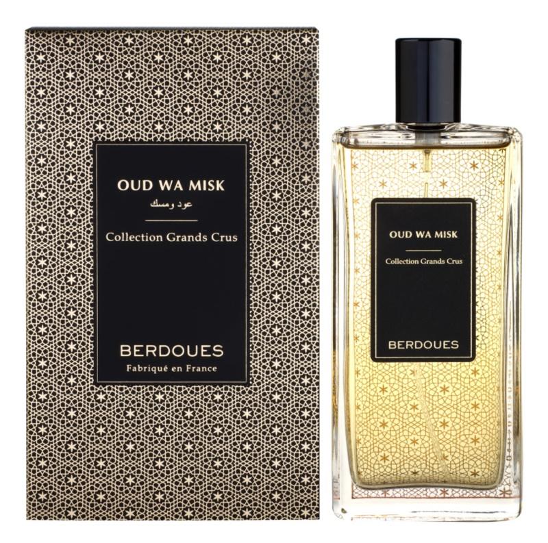 Berdoues Oud Wa Misk Parfumovaná voda unisex 100 ml